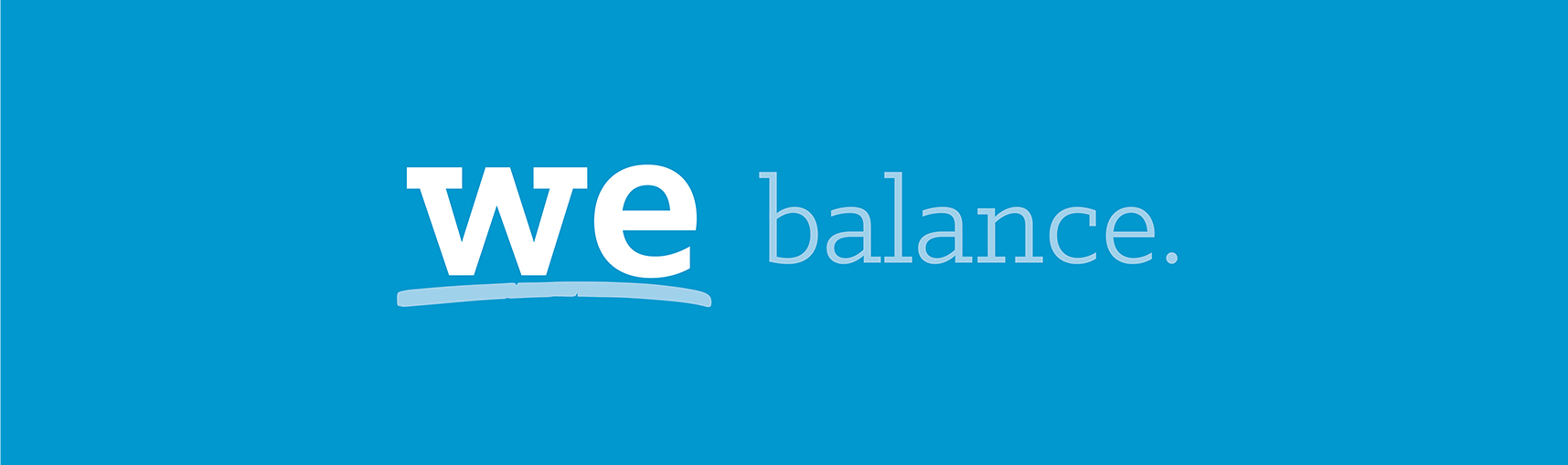 We Balance.